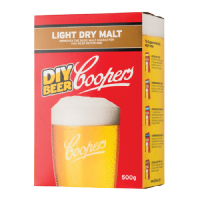 Coopers Light Dry Malt (500g)